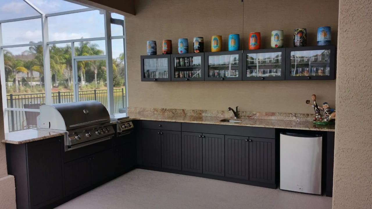Outdoor Kitchens Outdoor Cabinetry Orlando Outdoor Kitchens