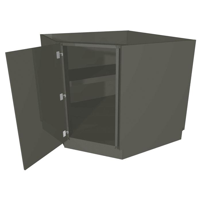 Diagonal Corner Cabinet | Orlando Outdoor Kitchens
