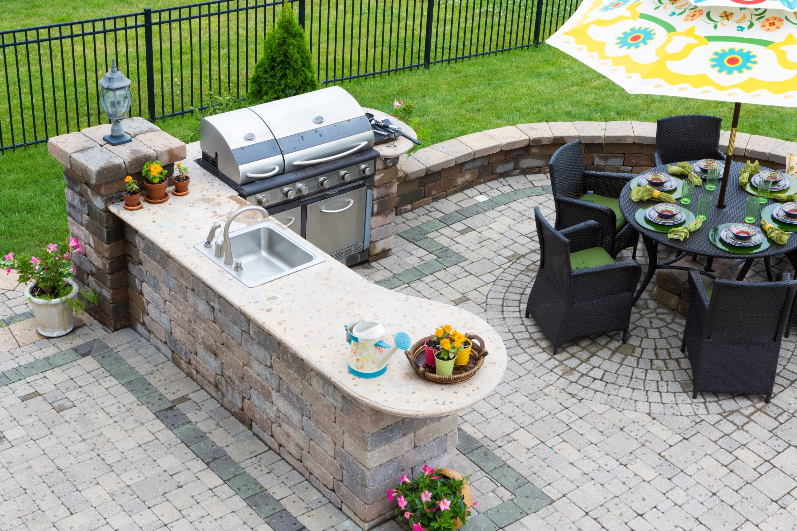 Does an Outdoor Kitchen Add Value to a Home?